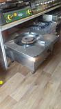 Плита газовая профессиональная 1-конфорочная   HAAS+SOHN  (Германия), фото 6
