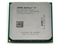 AMD (AM3) Athlon II X2 220, Tray, 2x2,8 GHz, L2 1Mb, Regor, 45 nm, TDP 65W (ADX220OCK22GM)