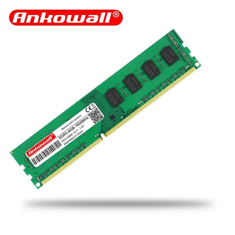 DDR3 8GB 1600mhz 1.5 V Ankowall тільки AMD!!!