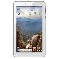 """Планшетный ПК 7"""" Bravis NB74 White / емкостный Multi-Touch (1024x600) / MediaTek MTK8312 Dual Core 1"""