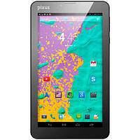 "Планшетный ПК 7"" Pixus Touch 7 3G Black MTK8382 Quad core 1,3GHz/1Gb/ROM 16Gb/GPS/3G/Wi-Fi/BT/2 Cam"