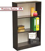 Этажерка деревянная, шкаф, стеллаж, полка для книг, венге., фото 1