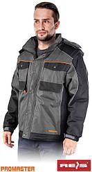 Куртка рабочая зимняя длинная REIS Польша (спецодежда утепленная) PRO-FEDDER SBP