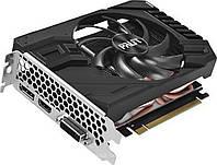 Видеокарта GeForce RTX 2060 OC, Palit, StormX OC, 6Gb DDR6, 192-bit (NE62060S18J9-161F)