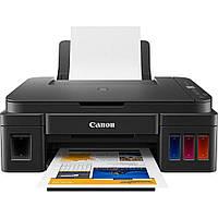 МФУ струйное цветное Canon G2411 (2313C025), Black, 1200x4800 dpi, до 8.8/5 стр./мин, числовой ЖК-эк