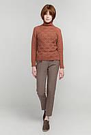 Вяжем свитера женские