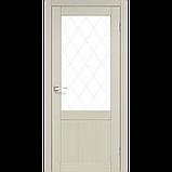 Дверь межкомнатная Korfad Classico CL-01, фото 3