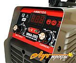Инвертор сварочный Луч-профи ММА-350 (кейс), фото 5