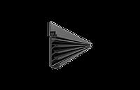Брызговик анти пильный боковой с комплектом для вертикальной установки Domar DK5560, 3700*150 мм