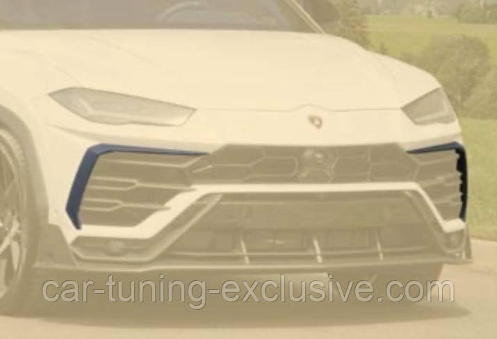 MANSORY air intake for front bumper for Lamborghini Urus