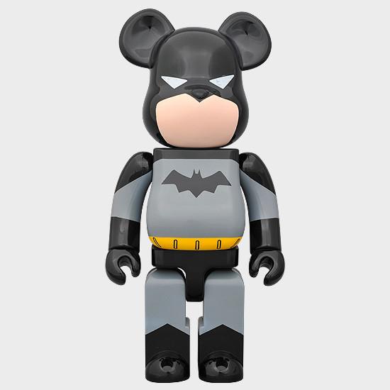 Беарбрик Фігурка Бетмен Bearbrick 400 %