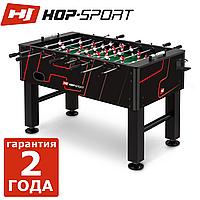 Настольный футбол для офиса и дома Hop-Sport Evolution Black/Red
