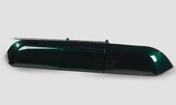 Накладка подсветки номерного знака с фонарями темно-зеленый металлик 236300821250930AMM, 2363-00-8212509-30