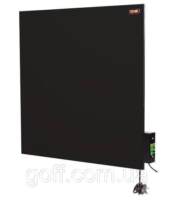 Керамический инфракрасный обогреватель Dimol Standart 03 + термостат (цвет черный)