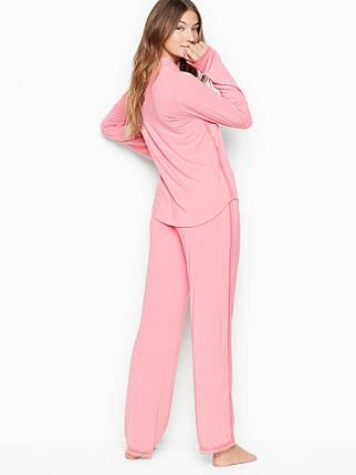 Пижама M из новой коллекции Victoria s Secret (Виктория Сикрет США) халат оригинал HL5, фото 2