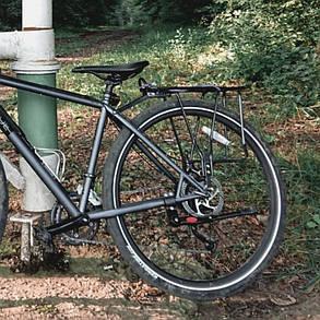 Велосипедный багажник регулируемы 20-22-24-26-28-29 колёса, фото 2