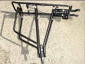 Велосипедный багажник регулируемы 20-22-24-26-28-29 колёса