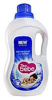 Концентрированное средство для стирки Teo bebe New cotton soft Detergent with Almond – 1,1 л.