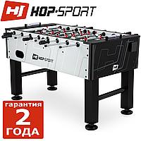 Настольный футбол для офиса и дома Hop-Sport Evolution gray