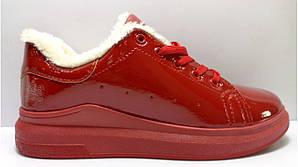 Женские кроссовки Layla red