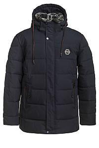 Зимняя мужская куртка черного цвета, 88912