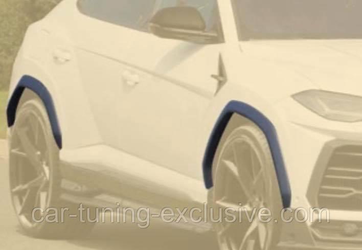 MANSORY fenders extension for Lamborghini Urus