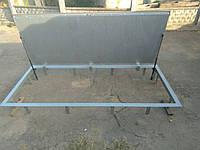Напольный люк под плитку 2000*900 герметичный утепленный