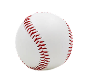 Бейбольный мяч, мяч для бейсбола (верх-PVC, сердцевина-пробка)