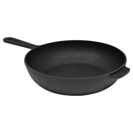 Чугунная сковорода 28 см Casta Krauff 29-210-027