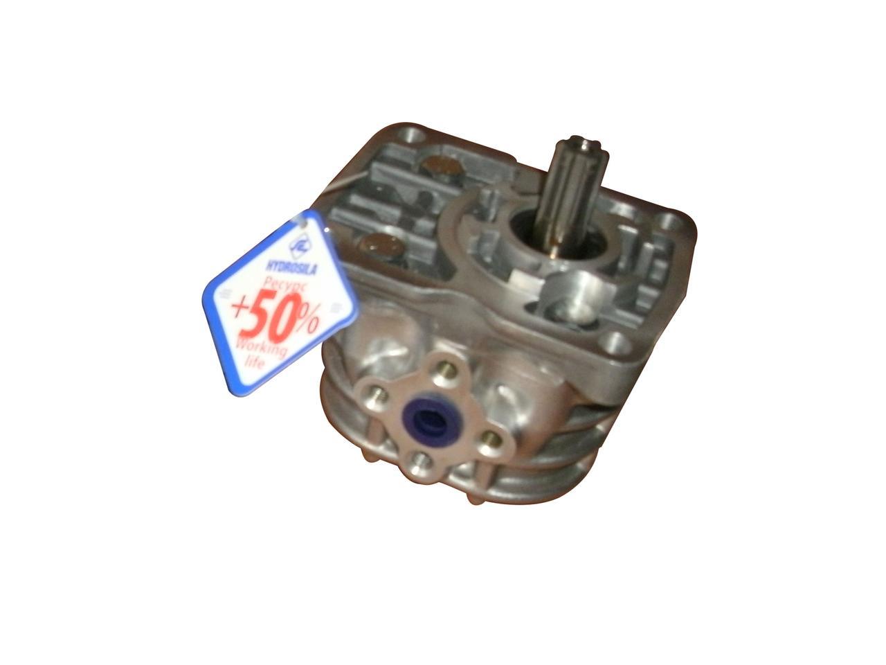 Насос шестеренный масляный правого вращения (6 шлиц) NS010U3PS0 НШ 10-У-3