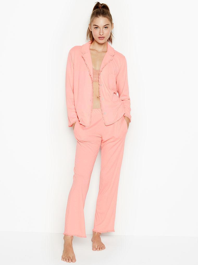 Пижама M из новой коллекции Victoria s Secret (Виктория Сикрет США) халат оригинал HL7