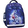 Украина Рюкзак школьный Bagland Mouse 225 синий 507 (0051370)