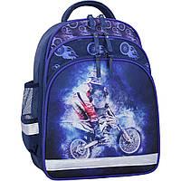 Украина Рюкзак школьный Bagland Mouse 225 синий 507 (0051370), фото 1