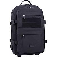 Украина Рюкзак для ноутбука Bagland Jasper 19 л. Чёрный (0015566), фото 1