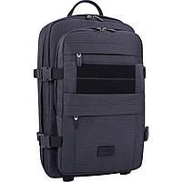 Украина Рюкзак для ноутбука Bagland Jasper 19 л. Чёрный (00155169), фото 1