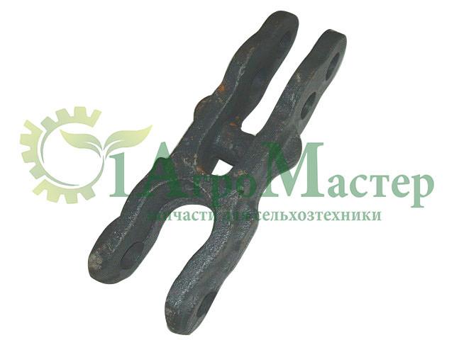 Скоба тяглова Т-150 150.35.105-1 нового зразка (пряма)