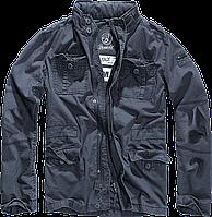 Куртка Brandit Britannia Jacket 3116 S Indigo Brandit-3116-indigo-S, КОД: 717999