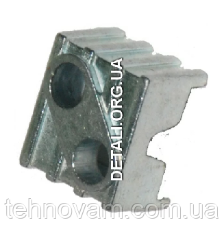 Пилкодержатель алюминий лобзика DWT