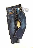 Детские джинсы A-Yugi теплые для мальчика на флисе размер 86,92 (на 2-3 года) Турция