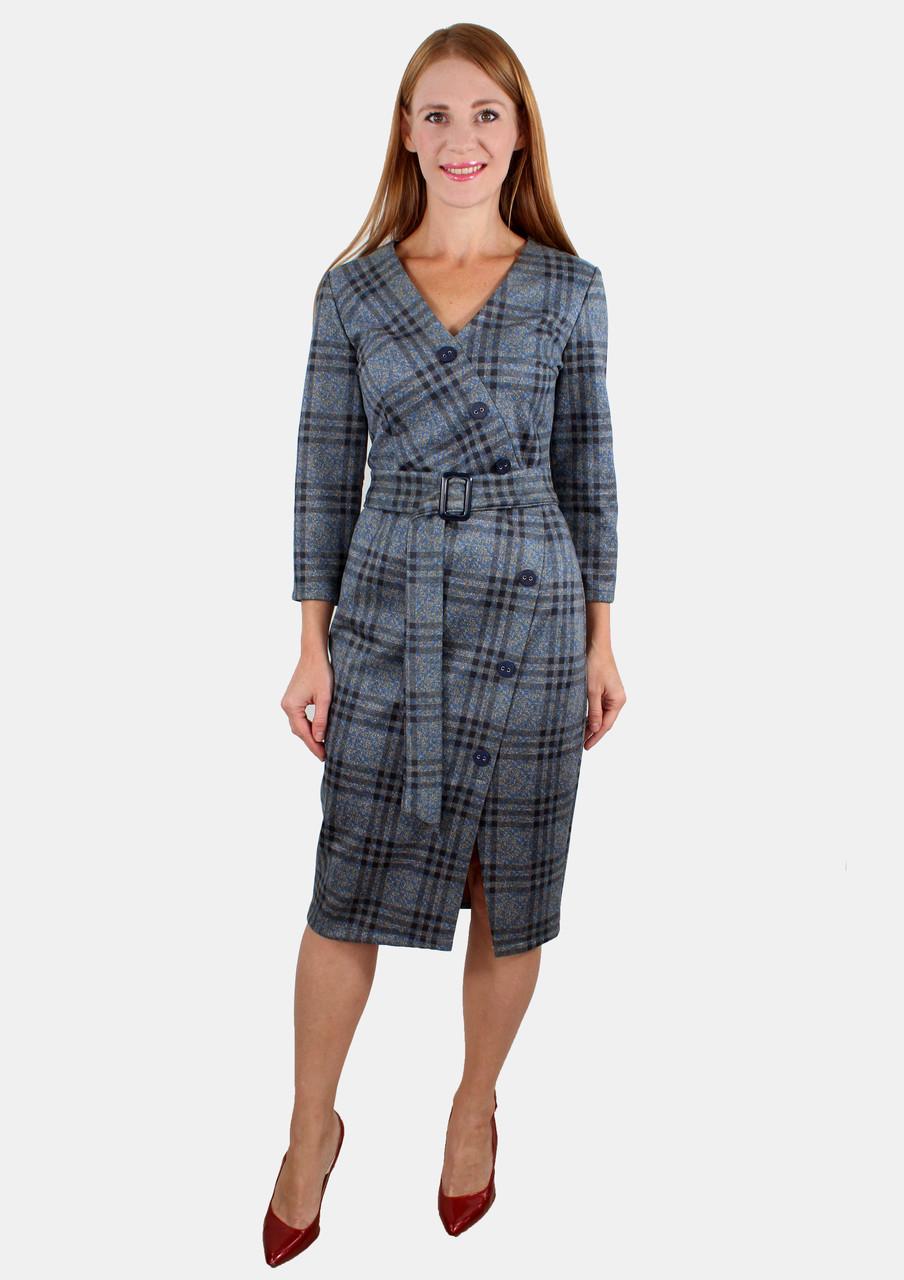 Платье стильное на пуговицах 44-50 р ( разные цвета )