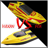 Какой кораблик лучше?...