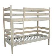 Двох'ярусне ліжко трансформер розкладне, фото 1