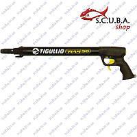 Пневматическое ружье для подводной охоты TIGULLIO RAS 50 с регулятором силы боя