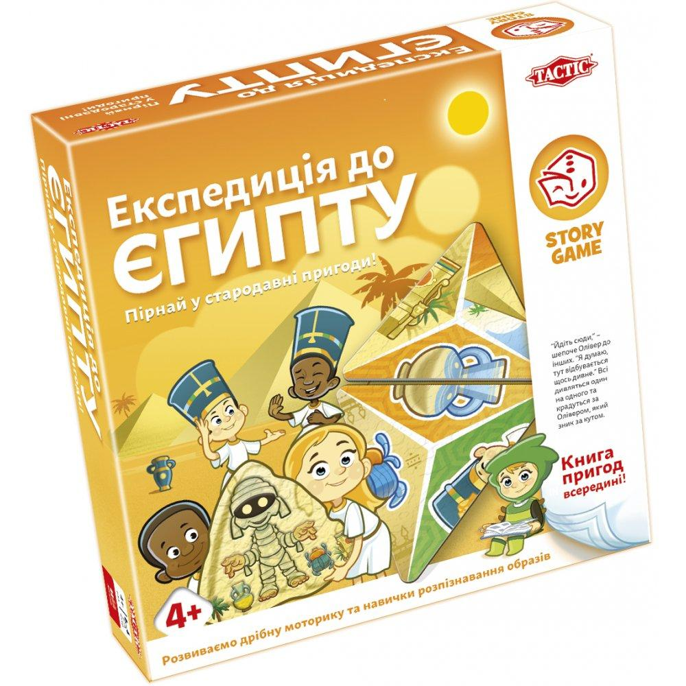 Настольная игра Tactic Экспедиция в Египет (55685) (6416739556857)