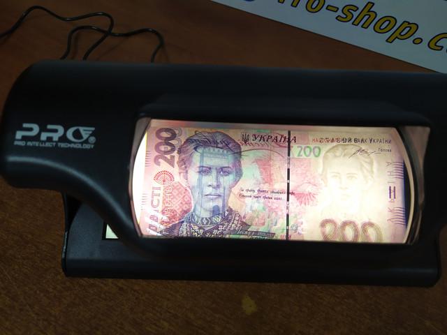 детектор валют PRO 16 LPM LED