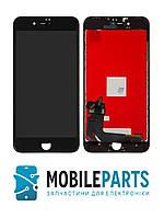 Дисплей для телефона Apple iPhone 8 Plus с сенсорным стеклом (Черный) Оригинал Китай, Tianma