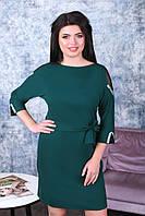 Шикарное женское вечернее платье,размеры:56,58,60.