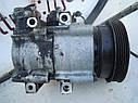 Компрессор кондиционера KIA HYUNDAI 2001-2008г.в. 2.0, 2.4, 2.5, 2.7 бензин, фото 2