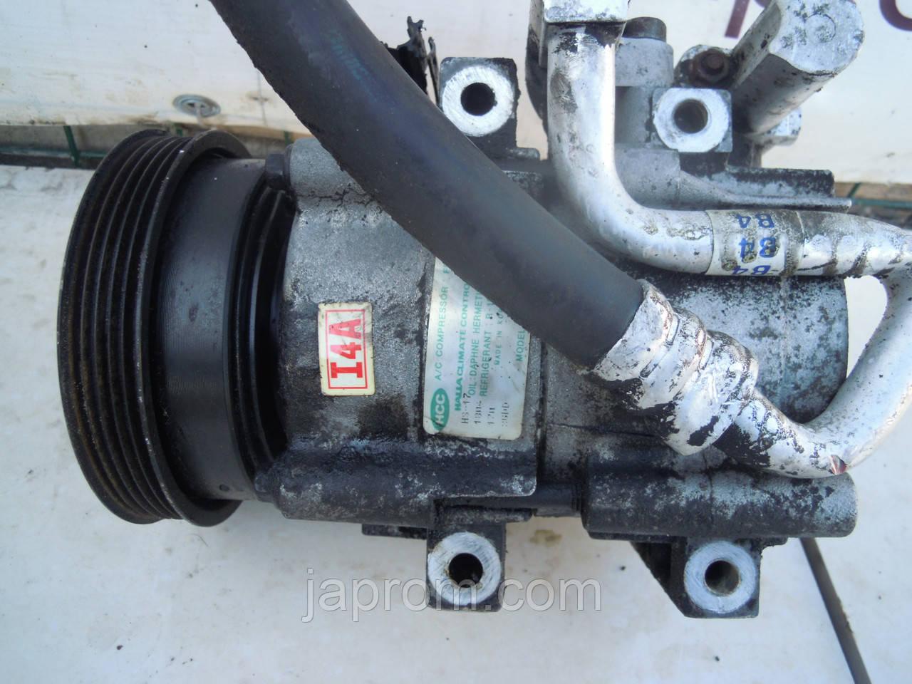 Компрессор кондиционера KIA HYUNDAI 2001-2008г.в. 2.0, 2.4, 2.5, 2.7 бензин
