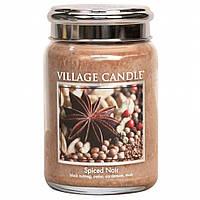 Ароматическая свеча Village Candle Пряности (время горения до 170ч)